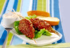 Kebabki/ Little kebab, www.winiary.pl