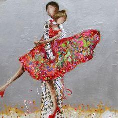 It Takes Two to Tango, Kim Schuessler