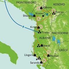 [KEY_MAP] - Albanie - Le dernier secret de la Méditerranée