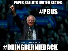 UNRIG THE SYSTEM!!!!