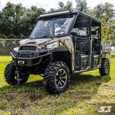 "S3 Power Sports Polaris Ranger XP 900 / Ranger XP 1000 3"" Bracket Lift Kit - S3 Power Sports"