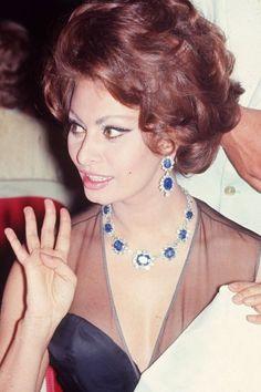 Sophia Loren, la diva d'Italia compie 82 anni
