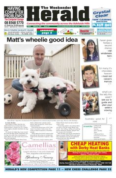 Latest edition out now. Share the love ...   http://adelaidehills.realviewtechnologies.com/