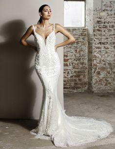 c365f15b170 Aubrey Wedding Gown W111 by Jadore Bridal. Bridal GownsWedding GownsEvening  DressesLabelBride DressesHomecoming ...