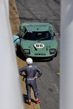 Ford GT 40 http://www.pinterest.com/evasee/ #GotRacing? Get #FordRacing at…