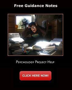 Psychology projects for college students