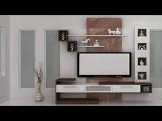 Top 20 TV Cabinets design ideas for Modern Living room design 2020 Trends Modern Tv Unit Designs, Modern Tv Wall Units, Living Room Tv Unit Designs, Tv Unit Interior Design, Tv Unit Furniture Design, Modern Interior Design, Modern Tv Cabinet, Pop False Ceiling Design, Tv Wall Design