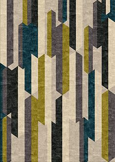Rand Rug - Available bespoke in your choice of colour, size & Material