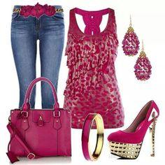 #pink  www.yoamoleszapatos.com