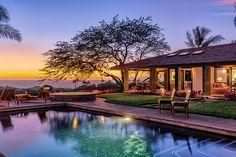 Ocean view resort home rentals at Mauna Kea Resort | Big Island, Hawaii. http://www.southkohala.com/mauna-kea-resort