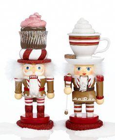 Kurt Adler Nutcracker, Gingerbread - Holiday Lane - Macy's
