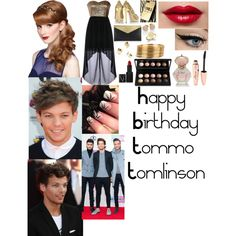 """""""Tommo's Birthday"""" by style69 on Polyvore"""