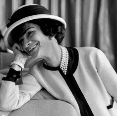 """""""A woman that doesn't wear perfume has no future"""" Coco Chanel"""
