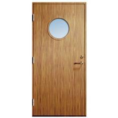 Ytterdörr Diplomat Rosa Ek Klarglas Key West, Tall Cabinet Storage, Facade, Living Room, Mirror, Handmade, Furniture, Design, Home Decor