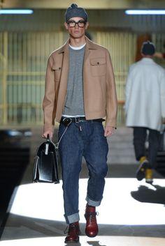 Dsquared2 Men's RTW Fall 2014 - Slideshow - Runway, Fashion Week, Fashion Shows, Reviews and Fashion Images - WWD.com