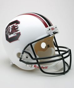 Take a look at this South Carolina Deluxe Replica Helmet by Riddell on #zulily today!