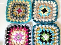 this girl knows Granny Squares.  Inspiring.