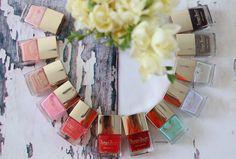 Tanya Burr Cosmetics nail polishes