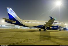 Indigo Airbus A320-232 VT-IES 5090 Delhi Indira Gandhi Int'l Airport - VIDP