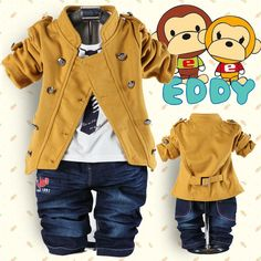http://nl.aliexpress.com/item/2014-spring-autumn-cotton-denim-newborn-boys-set-double-breasted-coat-t-shirt-jeans-3pcs-toddler/1681956167.html