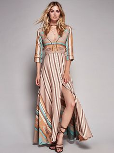 Peyote Gown from Free People!