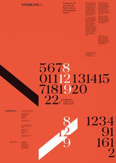 typeonly: 22 Posters by Fedrigoni, poster series submitted and designed by Luigi Carnovale from Design LSC –Type OnlyUnit Editions Typography Letters, Typography Poster, Lettering, Type Design, Layout Design, Print Design, Editorial Layout, Editorial Design, Typography Inspiration