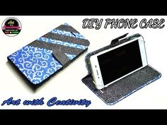 TUTORIAL----(545) how to make phone case at home | DIY | Art with Creativity 186 - YouTube
