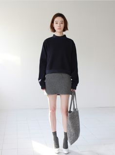 The skirt and bag are so cute