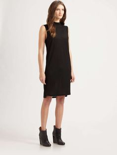 ACNE STUDIOS Zone Long Ten Jersey Dress