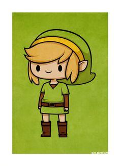 Link - Legend of Zelda strange-fanart The Legend Of Zelda, Link Zelda, Only Play, Nerd Love, Video Game Characters, Video Game Art, Cultura Pop, Nerdy, Character Design