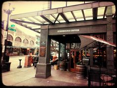 Starbucks Seattle  #seattle Starbucks Seattle, Places Ive Been, To Go