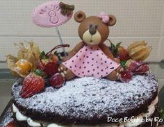 Naked Cake Ursinha