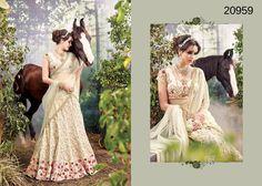 Indian Saree Wedding Bollywood Pakistani Designer Ethnic Dress Partywear Sari #KriyaCreation #DesignerSaree