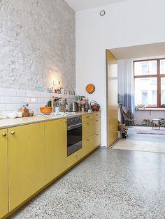 FIEP Kitchen Interior, New Kitchen, Kitchen Dining, Gloss Kitchen, Kitchen Stories, Kitchen Trends, Kitchen Ideas, Kitchen Colors, Cool Kitchens