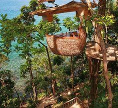 Soneva Kiri's Treepod,Koh Kood island, Thailand