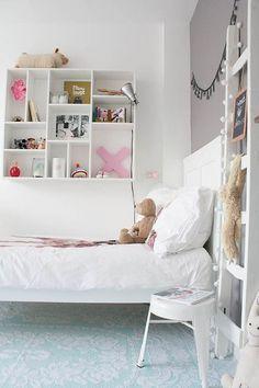 kids bedroom grey bricks eclectic kids by louise de miranda - Brick Kids Room Decor