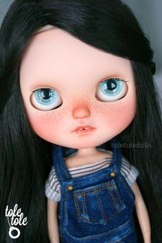 Muñecas de Tolé Tolé: peluche, muñeca personalizados Icy por Tolé Tolé