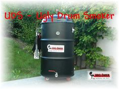 UDS - Ugly Drum Smoker