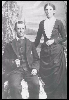 The Genealogy Kids: John Ault ... from Doveridge to Cedar Fort