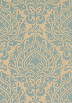 ANNETTE, Aqua on Metallic Champagne, AT34107, Collection Zola from Anna French