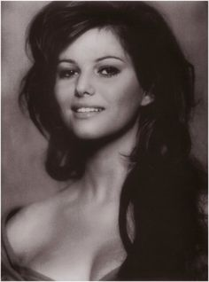 "Claudia Cardinale, ""I never felt scandal and confession were necessary to be an actress. I've never revealed my self or even my body in films. Mystery is very important."""