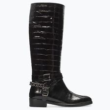 ZARA Woman BNWT Black Embossed Leather Boots Chain Detail 4-37 5053/301 £109.00  $72.33    End Date:  Jul-10 09:47   Buy It Now for only: US $72.33  Buy it now    |  http://bayfeeds.com/ebayitem.php?i=182166237613&u=3464&f=3228