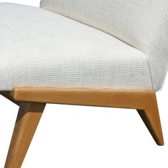Jens Risom For Knoll Lounge Chair   From a unique collection of antique and modern lounge chairs at https://www.1stdibs.com/furniture/seating/lounge-chairs/