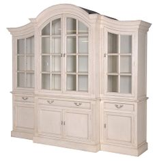 Large French Bellocq Crackle Bookcase http://www.la-maison-chic.co.uk/Item/Large_French_Bellocq_Crackle_Bookcase