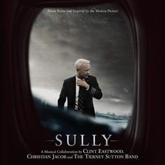 Sully (Clint Eastwood/Christian Jacob/The Tierney Sutton Band) All Movies, Movies Online, Movies And Tv Shows, Movie Tv, Movies Free, Clint Eastwood, Sully, Airbus A320, Grammy Nominees