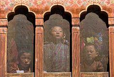 Thangbi Goemba, Bhutan