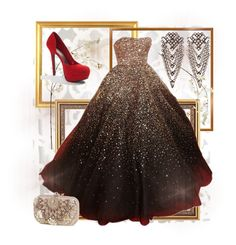 """Red #2"" by cachomy ❤ liked on Polyvore"
