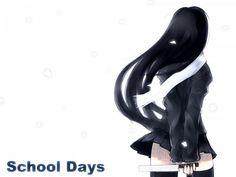 Katsura Kotonoha, School Days