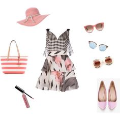 """cherry it up!"" by jiezhang on Polyvore"