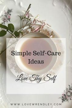 Simple Self-Care Ideas Reset Button, Background Noise, Pick One, Treat Yourself, Super Simple, Self Care, Feel Better, Breathe, How Are You Feeling